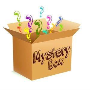 Teen book mystery box